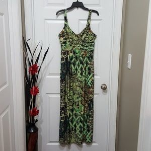 Summer Maxi Dress Size large